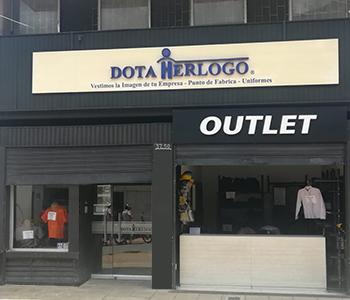 Punto de venta Outlet